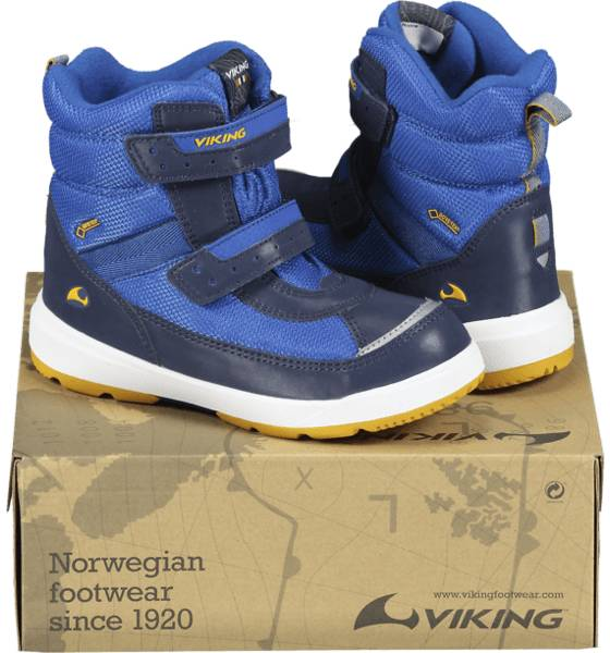 Image of Viking So Play 2 R Gtx Jr Varsikengät & saappaat REFLECTIVE/BLUE (Sizes: 20)