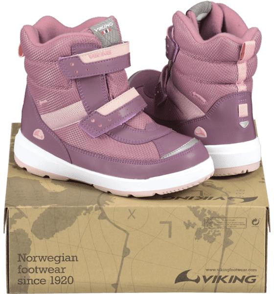 Image of Viking So Play 2 R Gtx Jr Varsikengät & saappaat DK PINK/LT PINK (Sizes: 23)