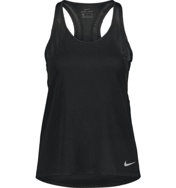 Image of Nike So Run Tank W Treeni BLACK (Sizes: XS)