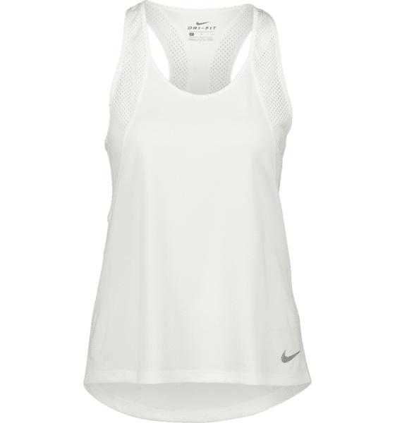 Image of Nike So Run Tank W Treeni WHITE  - WHITE - Size: Extra Small