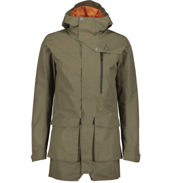 Wearcolour So Hyper Parka M Takit MUD  - MUD - Size: Small