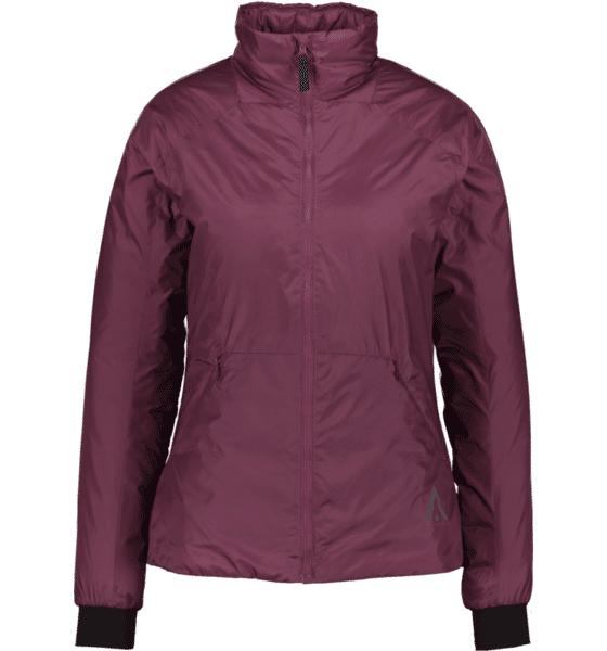 Wearcolour So Bliss Jkt W Takit TIBETAN RED  - TIBETAN RED - Size: Extra Small