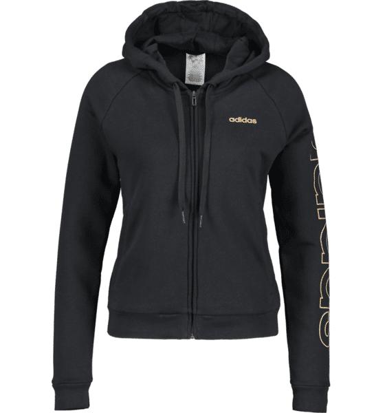 Adidas So E Brand Zip Hd Yläosat BLACK  - BLACK - Size: Extra Small