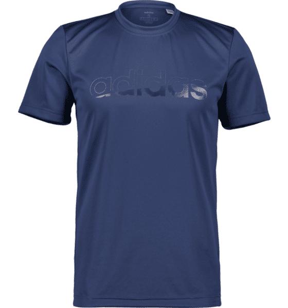 Adidas So D2m Brand Tee M T-paidat TECH INDIGO  - TECH INDIGO - Size: Small