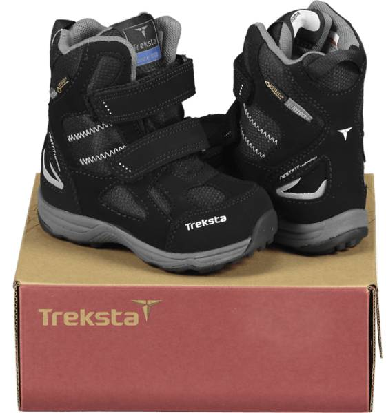 Image of Treksta So Power Gtx Jr Varsikengät & saappaat BLACK (Sizes: 25)