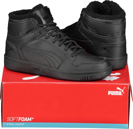 Image of Puma So Rebnd Layup Sl Varsikengät & saappaat BLACK (Sizes: 6)