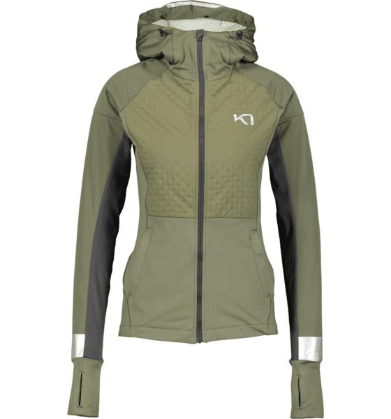 Kari Traa So Tove Jacket Treeni TWIG  - TWIG - Size: Medium
