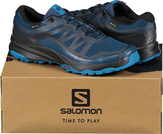 Salomon So Xa Discovery Gtx M Outdoor POSEIDION/BK/FJORD  - POSEIDION/BK/FJORD - Size: UK 6.5