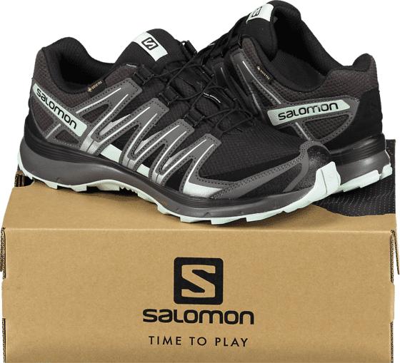 Salomon So Xa Lite Gtx W Outdoor BLACK  - BLACK - Size: UK 3.5