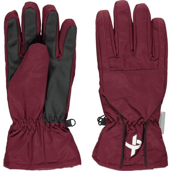 Cross Sportswear So Ski Glove U Käsineet & lapaset WINE RED (Sizes: 6)