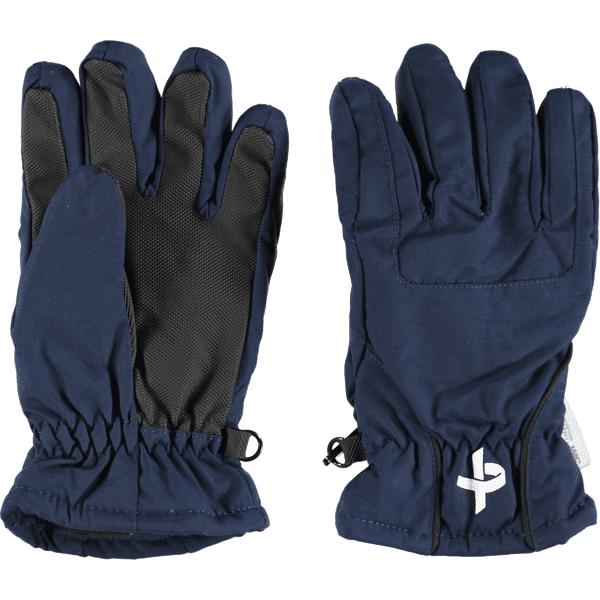 Image of Cross Sportswear So Winter Glove Jr Juoksu NAVY (Sizes: 3)