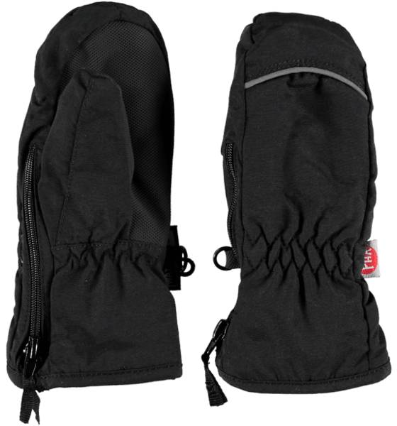 Image of Pax So Zipper Mit Jr Käsineet & lapaset BLACK (Sizes: 1)