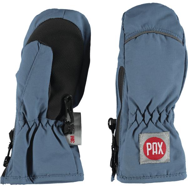 Image of Pax So Zipper Mit Jr Käsineet & lapaset MOON BLUE - MOON BLUE - Size: 1