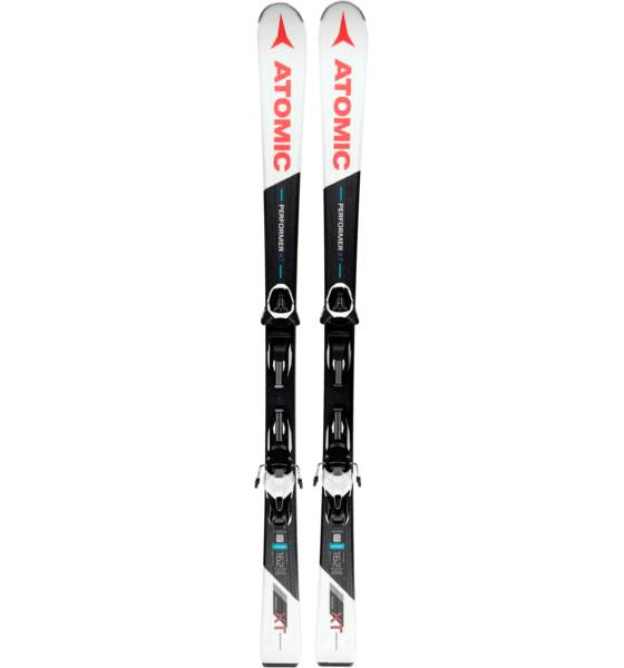 Atomic Performer Xt Scandium Laskettelu BLACK/WHITE (Sizes: 162)