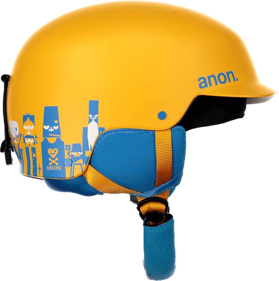 Anon So Scout Helmet Jr Laskettelu ORANGE (Sizes: JR S)
