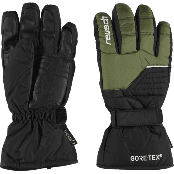 Reusch So Mavrick Gtx Gmi Käsineet & lapaset BLACK/OLIVE  - BLACK/OLIVE - Size: 11