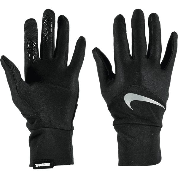 Image of Nike So Tempo Run Glv W Treeni BLACK/SILVER (Sizes: XS)