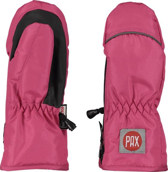 Image of Pax So Zipper Mitt Jr Käsineet & lapaset BEET PINK (Sizes: 2)