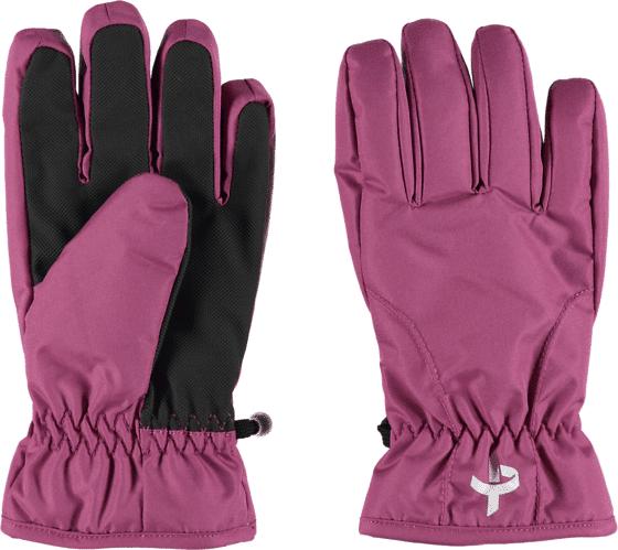 Image of Cross Sportswear So Winter Glove Jr Juoksu CACTUS PINK (Sizes: 5)