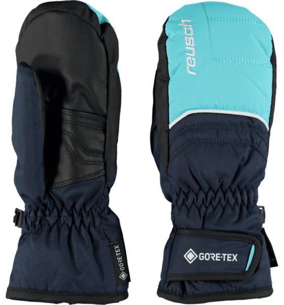 Reusch So Chris2 Gtx M Jr Juoksu DRESS BLUE/BACHELO (Sizes: 4)