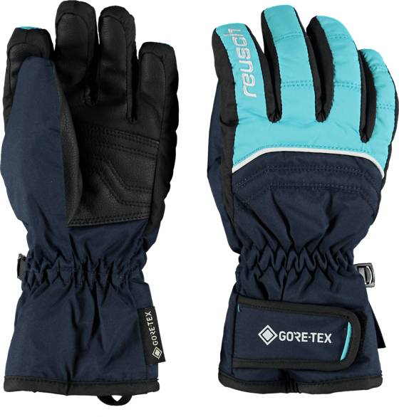 Reusch So Chris2 Gtx G Jr Juoksu DRESS BLUE/BACHELO  - DRESS BLUE/BACHELO - Size: 5