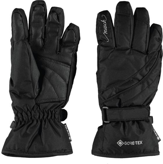 Reusch So Wendy2 Gtx Gw Käsineet & lapaset BLACK/SILVER  - BLACK/SILVER - Size: 6.5