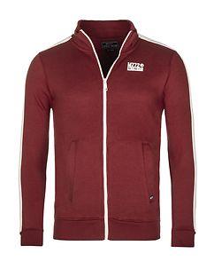 MZ72 Brand JOULS COLLEGETAKKI - Burgundin punainen