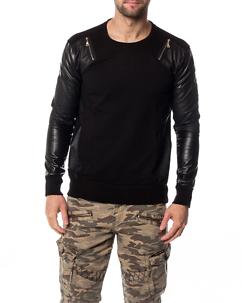 Cipo & Baxx CL151 Sweater Black