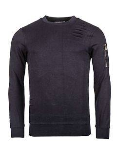 MZ72 Brand Jets Sweatshirt Dark Navy