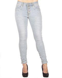 TOXIK3 Jennifer Jeans Light Denim