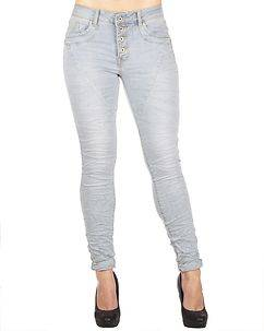 TOXIK3 Jennifer Jeans Light Denim