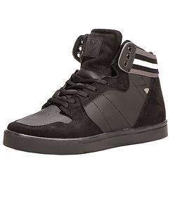 CASH MONEY Blackgate Sneakers Black