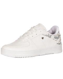 CASH MONEY Darian Sneakers Army White