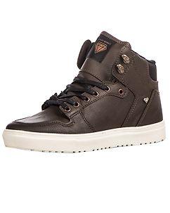 CASH MONEY Brevyn Sneakers Choco