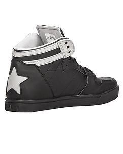 CASH MONEY Django Star Sneakers Black