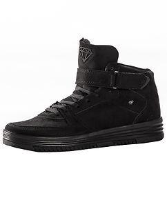 CASH MONEY Longton Sneakers Black