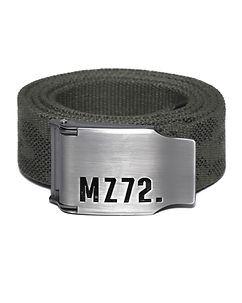 MZ72 Brand PIXEL KANGASVYÖ - Vihreä camo