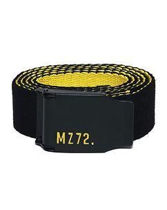 MZ72 Brand ORION KANGASVYÖ - Musta/Keltainen
