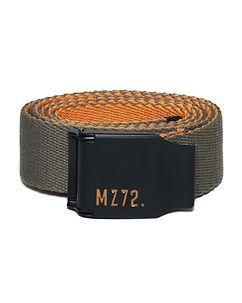 MZ72 Brand ORION KANGASVYÖ - Khaki/Oranssi