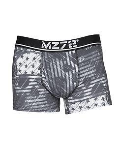 MZ72 Brand SKULL BOKSERIT - Musta