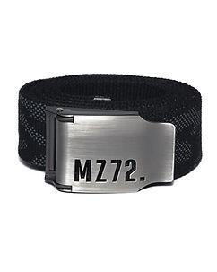 MZ72 Brand PIXEL KANGASVYÖ - Musta camo