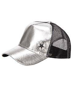 Disturb Clothing Throwing Star Cap Black/Silver