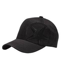 Disturb Clothing All Blvck Star Cap