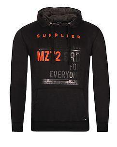 MZ72 Brand Jess Hoodie Black