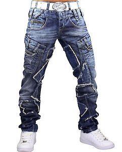 Cipo & Baxx C-926 Jeans Denim Blue