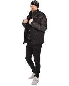 MZ72 Brand Leesmart Jacket Black