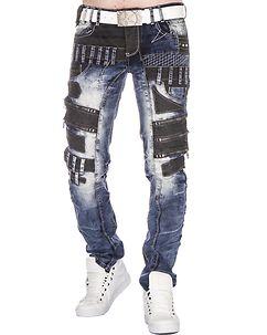 Highness Leroy Jeans Demin Blue