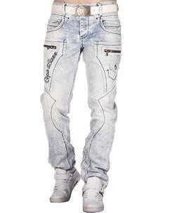 Cipo & Baxx CD272 Jeans Light Blue