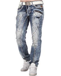 Cipo & Baxx C-1150 Jeans Blue