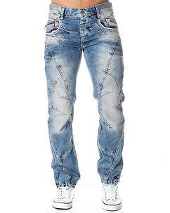 Cipo & Baxx C-894A Jeans Light Denim